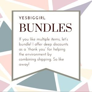 Other - 🛍 Bundle for YOUR benefit! 🛍
